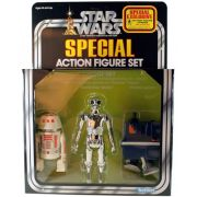 Gentle Giant Star Wars Droid Exclusive 3 Pack AFX Kenner Jumbo Figures