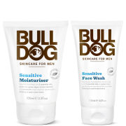 Bulldog Sensitive Face Duo