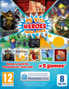 PS Vita Heroes Mega Pack - Includes 4GB Memory Card