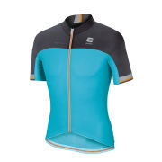 Sportful BodyFit Pro Race Short Sleeve Jersey - Anthracite
