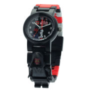 LEGO Star Wars Darth Maul Watch (Including Figurine Wearing Hood)