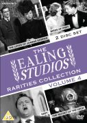 The Ealing Studios Rarities Collection - Volume 4: Secret of the Loch / Birds of Prey / Davy / Loves of Joanna Godden