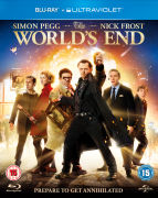 The Worlds End (Bevat UltraViolet Copy)