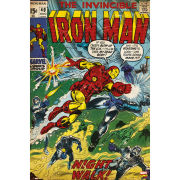 Marvel Iron Man Comic - Maxi Poster - 61 x 91.5cm