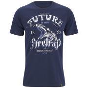 Firetrap Men's Snakes T-Shirt - Peacoat