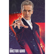 Doctor Who Capaldi - Maxi Poster - 61 x 91.5cm