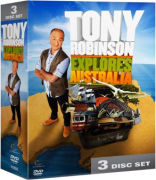 Tony Robinson Down Under