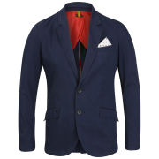 Antony Morato Men's Super Slim Jacket - Dark Blue
