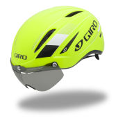Giro Air Attack Shield Cycling Helmet Yellow/Black