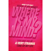 Film Quotes Where is my Mind - Maxi Poster - 61 x 91.5cm