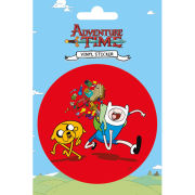Adventure Time Finn and Jake - Vinyl Sticker - 10 x 15cm