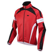 Nalini Red Label Spera Winter Jacket - Red/White