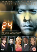24 - Season 1 - 4 [Box Set]