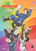 Hetalia Axis Powers - The Complete Series