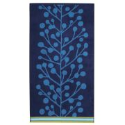 Scion Red Tree Towel - Blue