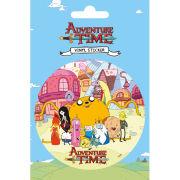 Adventure Time Group - Vinyl Sticker - 10 x 15cm