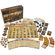 The Hobbit Journey to Lonley Mountain Strategy Game