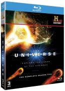 The Universe - The Complete Season Five (With Bonus 3D Disc)