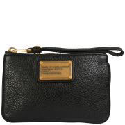 Marc by Marc Jacobs Small Wristlet Purse - Black - One Size