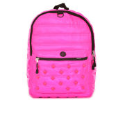 Mojo Pyramid Puff'D Backpack - Pink