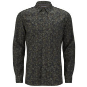 French Connection Men's Iron Sight Shirt - Black