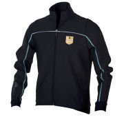 Bianchi Men's Casies Jacket - Black/Celeste