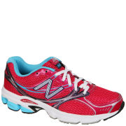 New Balance Women's W660 v2 Stability Running Trainer - Red/Blue