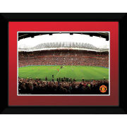 "Manchester United Old Trafford - 8"""" x 6"""" Framed Photographic"