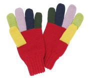 Hunter Kids' Classic Gloves - Red