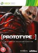 Prototype 2: Blackwatch Collector's Edition