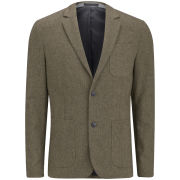 Jack & Jones Premium Men's Custer Blazer - Brown Sugar