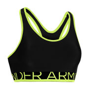 Under Armour Women's Still Gotta Have It Bra - Black/X-Ray