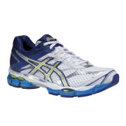 Asics Men's Gel-Cumulus 16 Trainers - White/Lightning/Royal