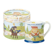 Little Rhymes Humpty Dumpty Mini Elm Mug In Hatbox Gift Box (210ml) - Multi
