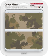 New 3DS Camo Cover Plate