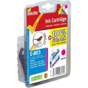 Epson Compatible T0803 Magenta Ink Cartridge
