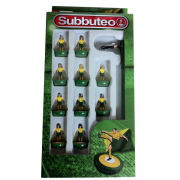 Subbuteo Yellow And Green Team Set