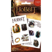 The Hobbit An Unexpected Journey - Tattoo Pack