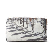 Paul Smith Accessories Men's Cycle Shadow Print Washbag - Grey