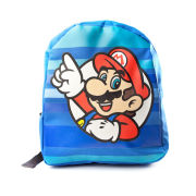 Mario - Mini Bag (Blue)