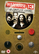 Warehouse 13 - Staffel1-5