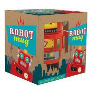 Red Robot Mug