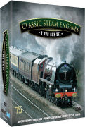 Classic Steam Engines - Triple Pack