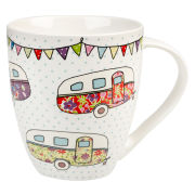 The Caravan Trail Caravans Mug