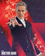 Doctor Who Capaldi - Mini Poster - 40 x 50cm