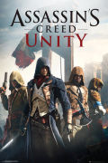 Assassin's Creed Unity Cover - Maxi Poster - 61 x 91.5cm