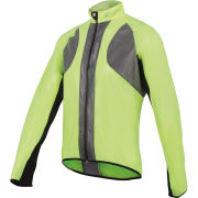 Santini Balthus Lightweight Windproof Jacket - Transparent Yellow