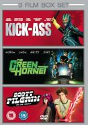 The Green Hornet/ Kick-Ass/ Scott Pilgrim Vs. The World