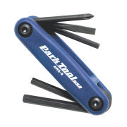 Park Tool AWS-9 Fold Up Hex Wrench Set