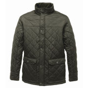Regatta Men's Rigby Jacket Dark - Khaki